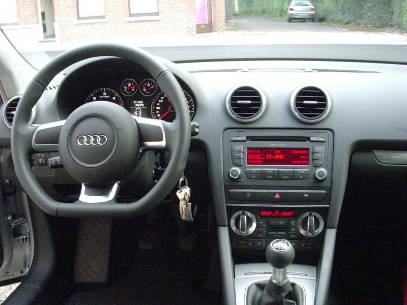 Changement volant a3 8p probl mes int rieur forum audi for Interieur forum