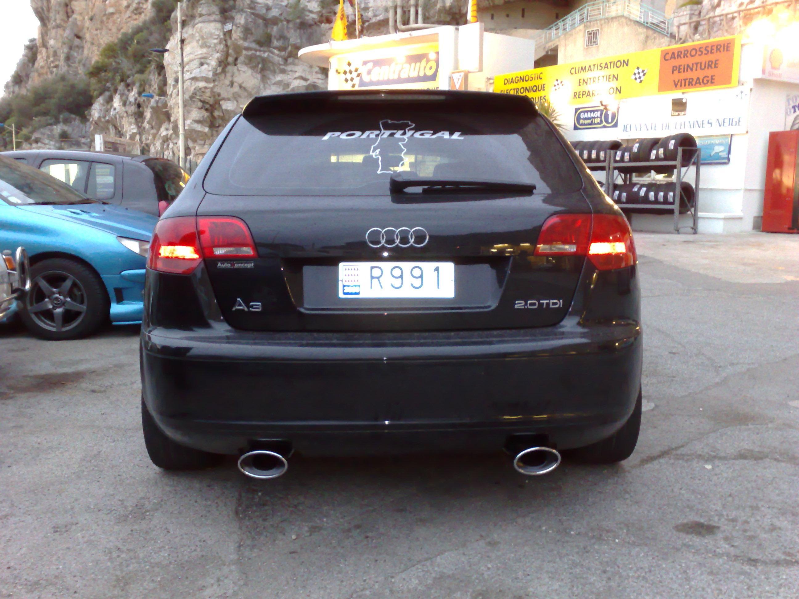 MagicManu.com - Tuning Virtuel :: Voir le sujet - Audi A3 Sportback ...