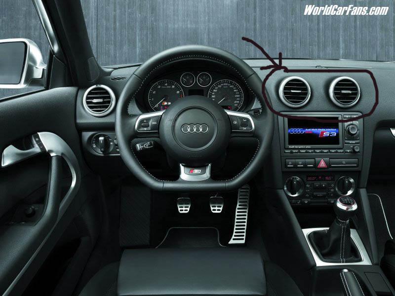 Les r f rences des pi ces s line pr fl r f rences for Audi a3 onderdelen interieur