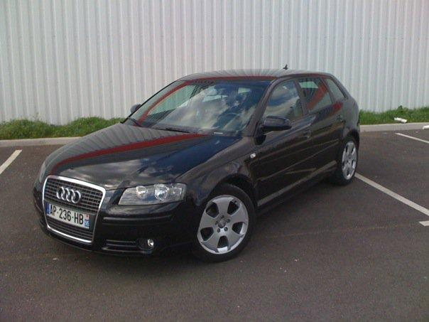 audi a3 sportback tdi 105 nouveaux forum audi a3 8p 8v. Black Bedroom Furniture Sets. Home Design Ideas