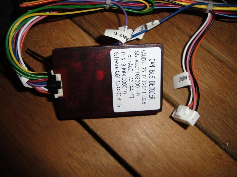 probleme d 39 installation autoradio probl mes electrique ou electronique forum audi a3 8p 8v. Black Bedroom Furniture Sets. Home Design Ideas