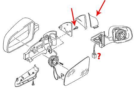 changer retroviseur c3 changer un r troviseur en 5 minutes youtube changement d 39 un r. Black Bedroom Furniture Sets. Home Design Ideas