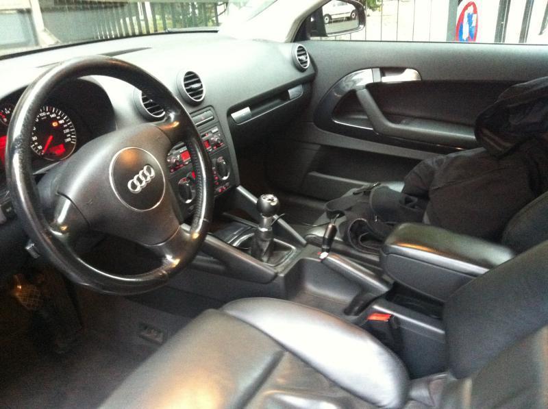 Changement de volant accessoires int rieur page 2 for Audi a3 onderdelen interieur