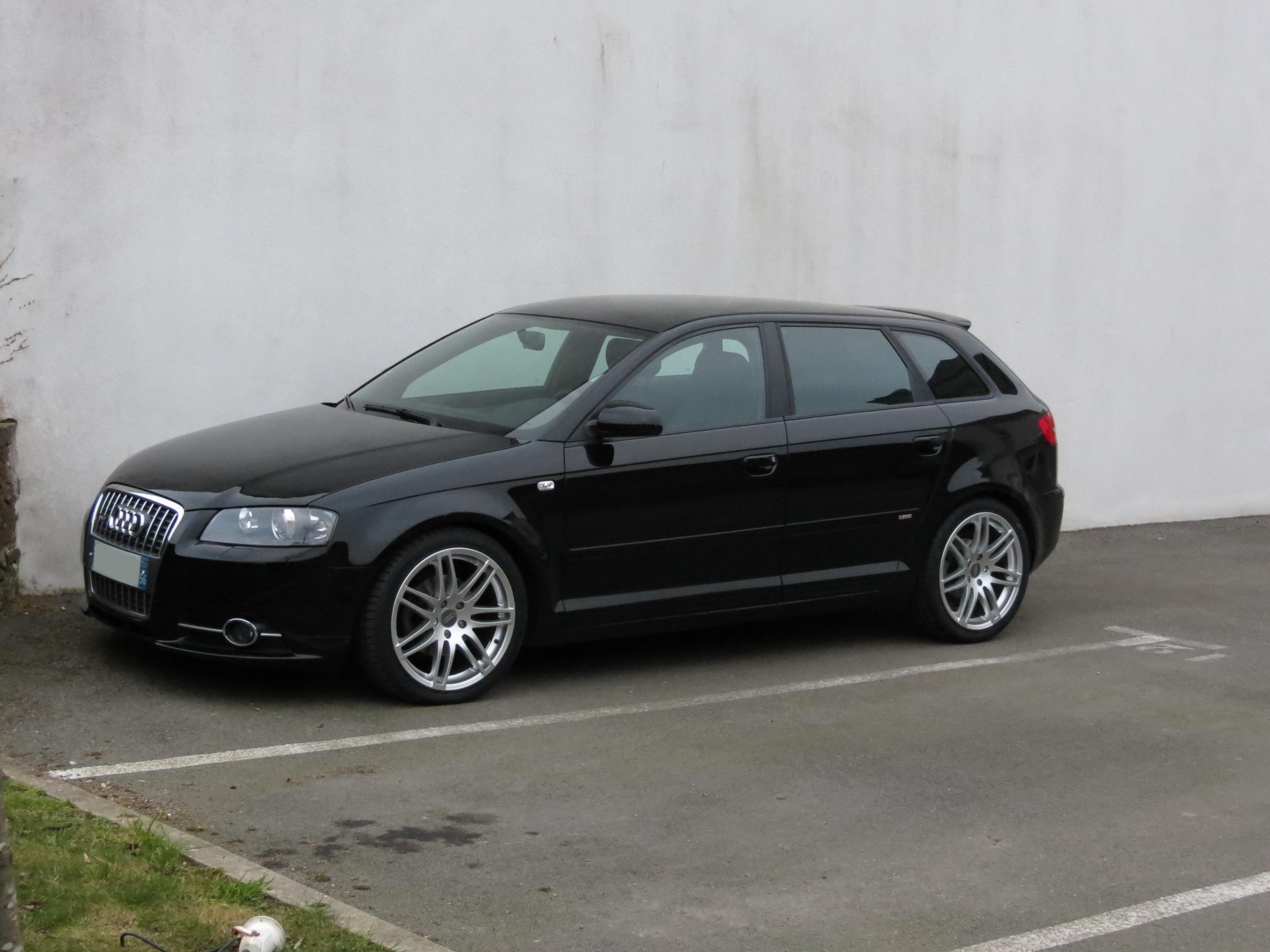 forum audi a3 sportback s line 2007. Black Bedroom Furniture Sets. Home Design Ideas