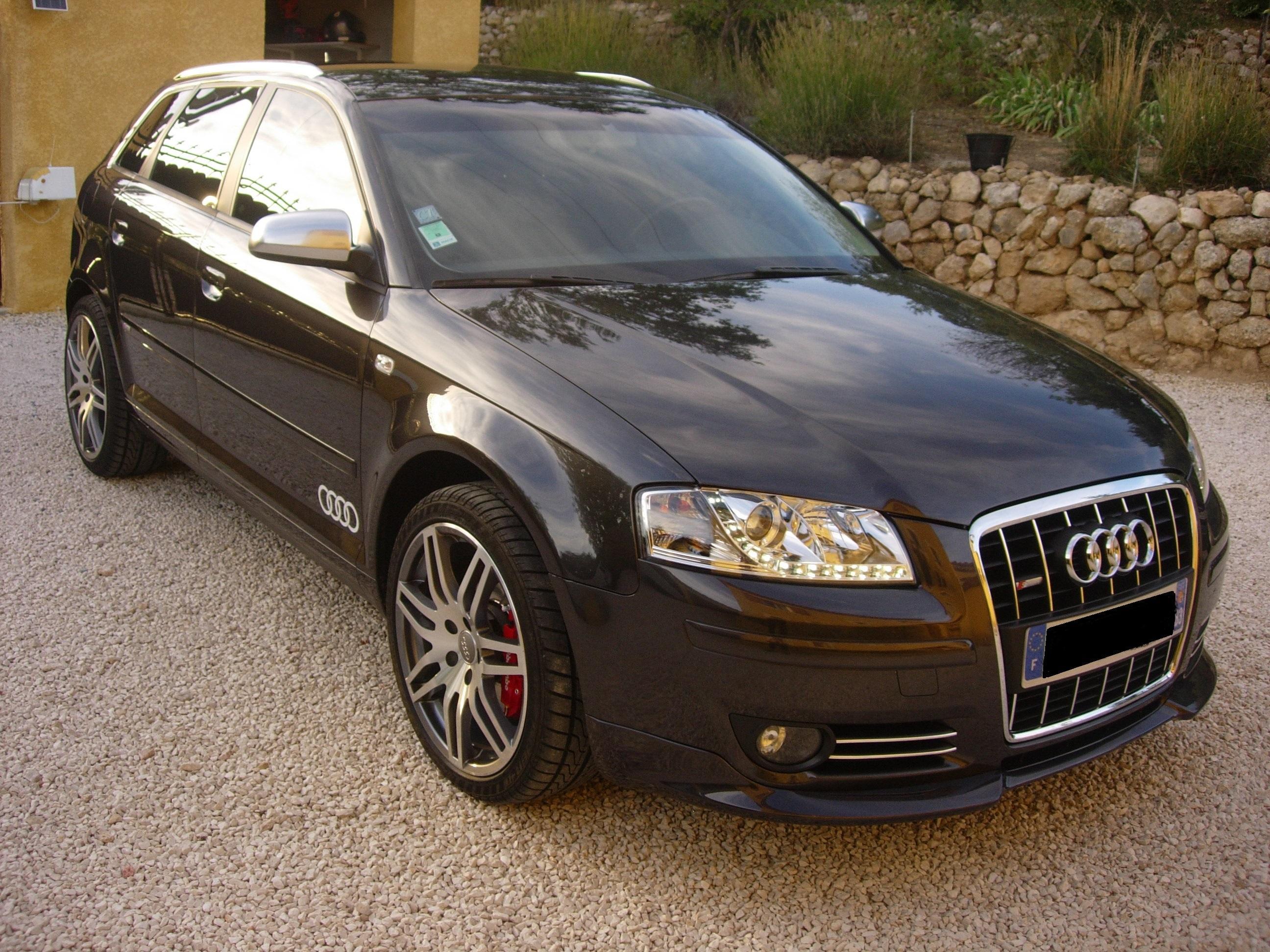 Olivier83 A3 Sportback 2 0 140cv Garages Des A3 2 0