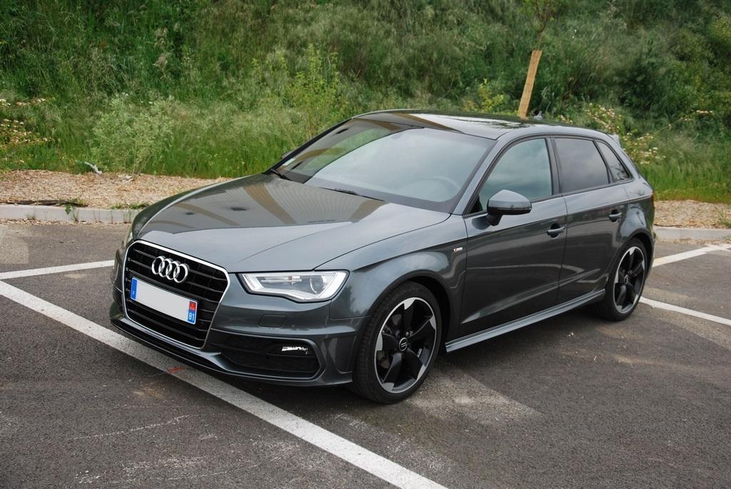 Audi S3 Prix >> [polo-81] A3 SB S-Line S-Tronic - Gris Daytona > Shooting p2 : Garages des A3 8V 2.0 TDI 150ch ...