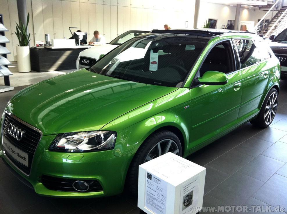 Deco Salon Blanc Beige Marron :  Audi Exclusive  Photos  Vidéos  Objets  Liens  Forum Audi A3 8P