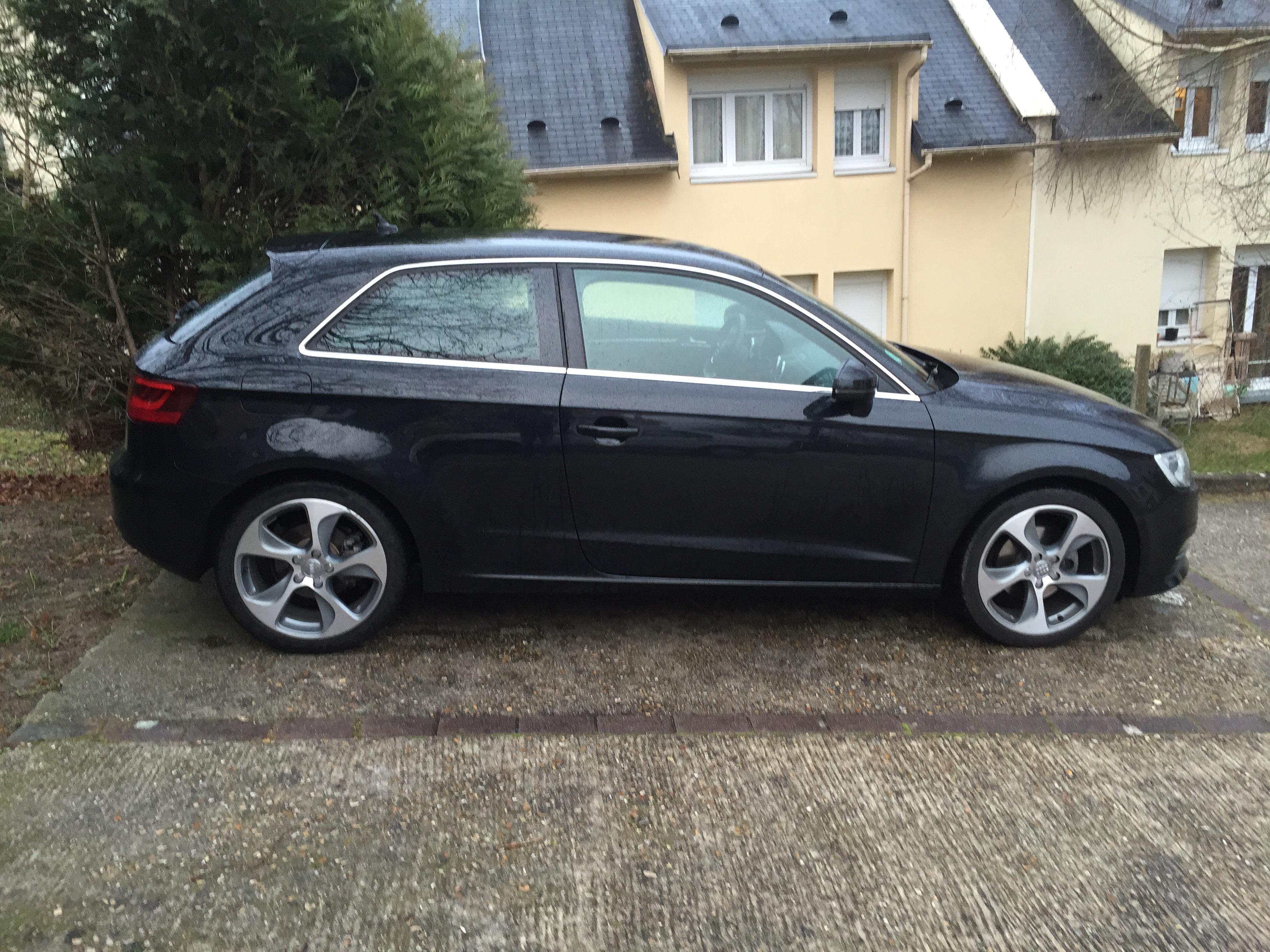 hypposes 2 0 tdi 150ch ambition luxe 2012 garages des a3 8v 2 0 tdi 150ch forum audi a3. Black Bedroom Furniture Sets. Home Design Ideas
