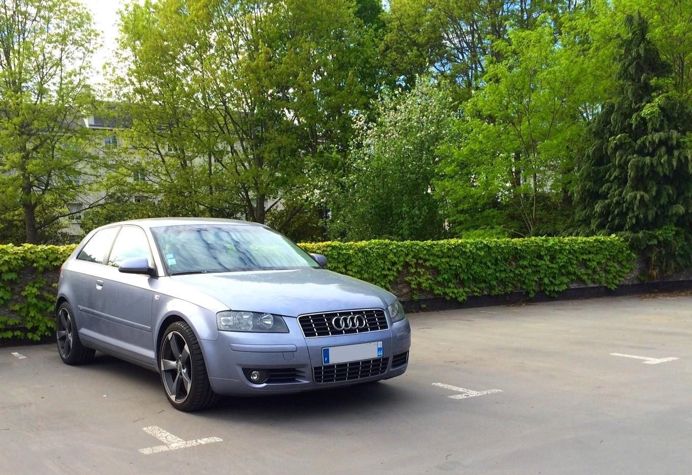 Onlyrider audi a3 ambition akoya 240000km et toujours for Garage audi chambray les tours