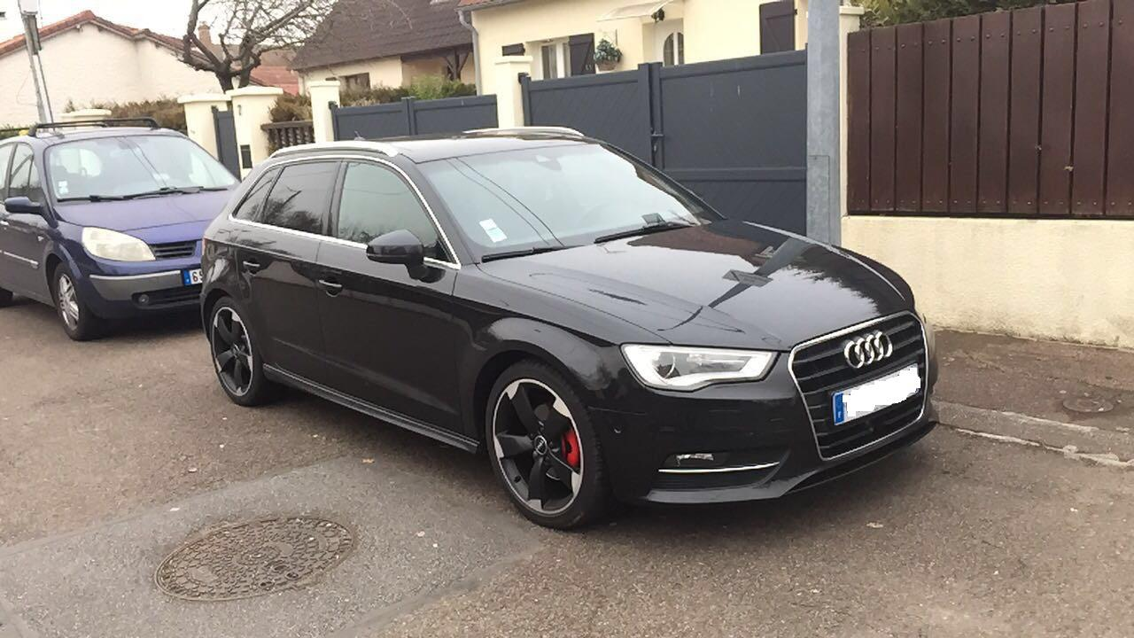 slaye78 audi a3 sportback ambition luxe 2013 garages des a3 8v 2 0 tdi 150ch forum audi. Black Bedroom Furniture Sets. Home Design Ideas
