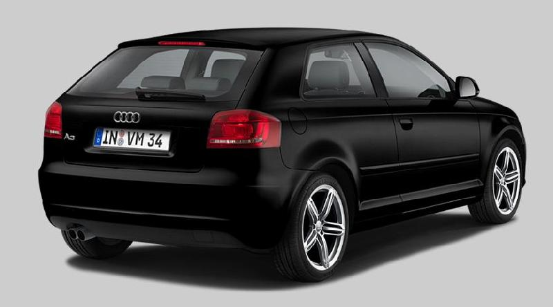 configurateur audi a3. Black Bedroom Furniture Sets. Home Design Ideas