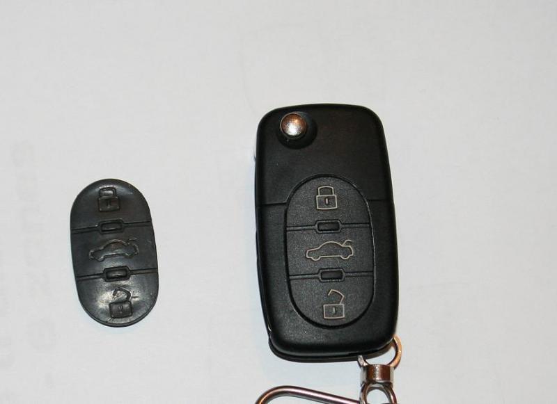 clés audi a3