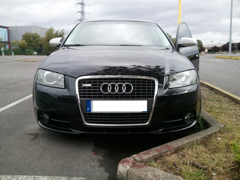 As2keur a3 sportback noir 140cv garages des a3 2 0 tdi for Garage audi chambray les tours