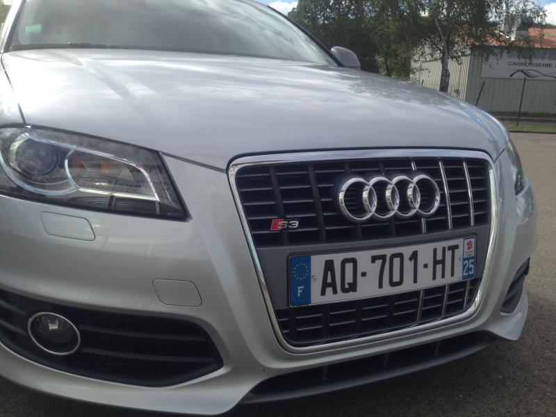 Gunnerspartan 1 9 tdi s line 150ch s3 facelift for Garage audi chambray les tours