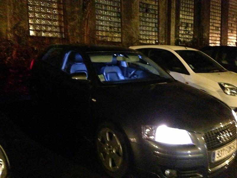 Alexdod a3 2 0 stronic amb luxe gris dauphin for Garage audi courbevoie