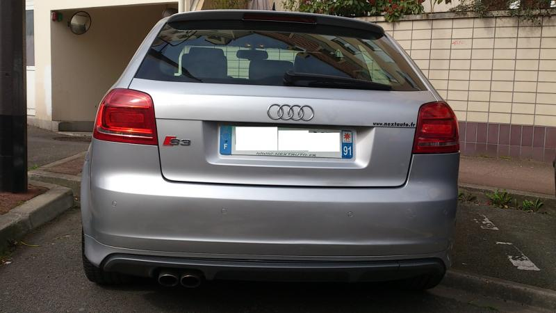 Audirline audi s3 tfsi 265 the end garages des s3 2 for Garage audi chambray les tours