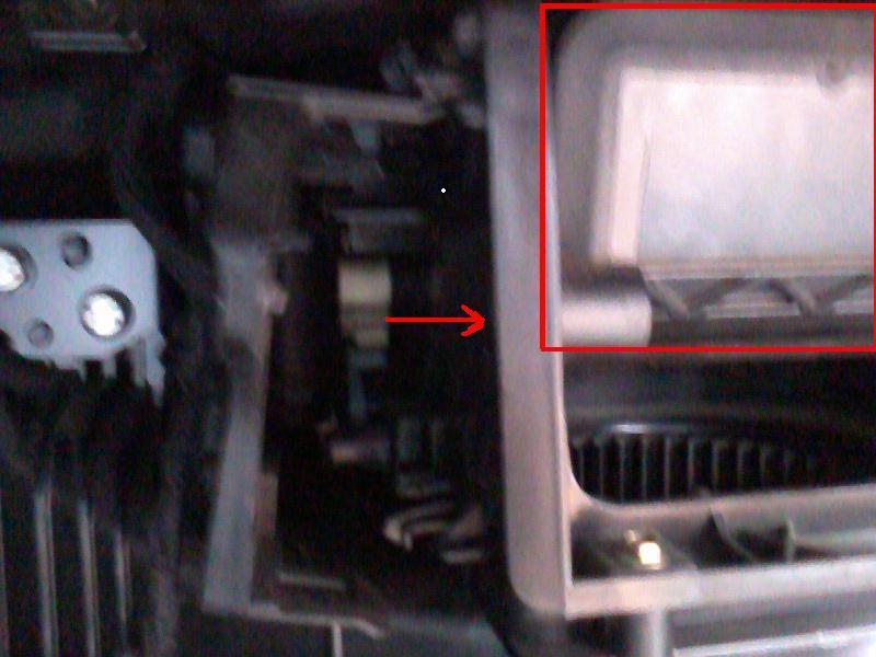 Bruit parasite dans module climatisation l 39 int rieur for Climatisation interieur