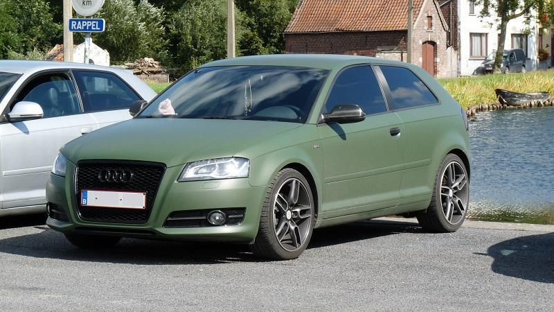 Blom Audi A3 2 0 Tdi S Line 2011 Garages Des A3 2 0