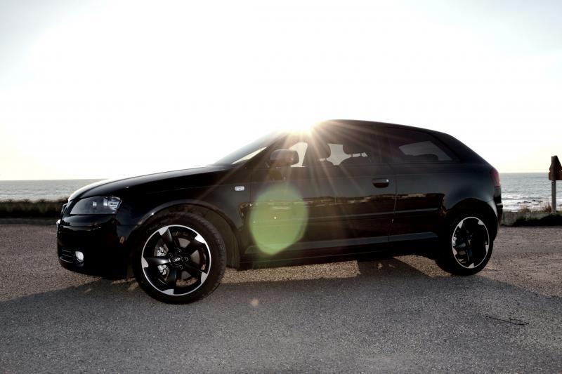 Colinos85 2 0 tdi 140ch 2007 blackrotor for Garage audi 93