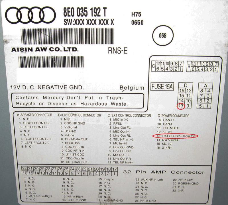 O U00f9 Brancher Cable Remote Install Subwoofer Pioneer   Audio  U0026  U00e9lectronique Embarqu U00e9e