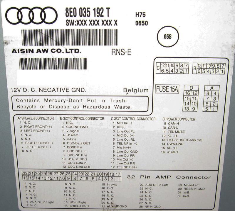 Audio  U0026  U00e9lectronique Embarqu U00e9e - Forum Audi A3 8p